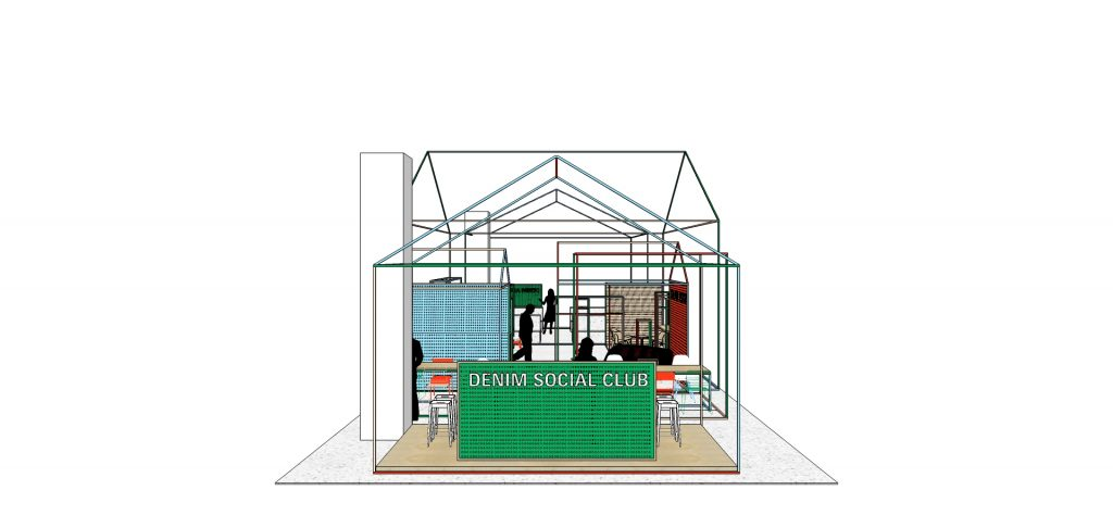 DENIM SOCIAL CLUB